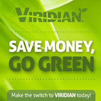 Go Green with Viridian!